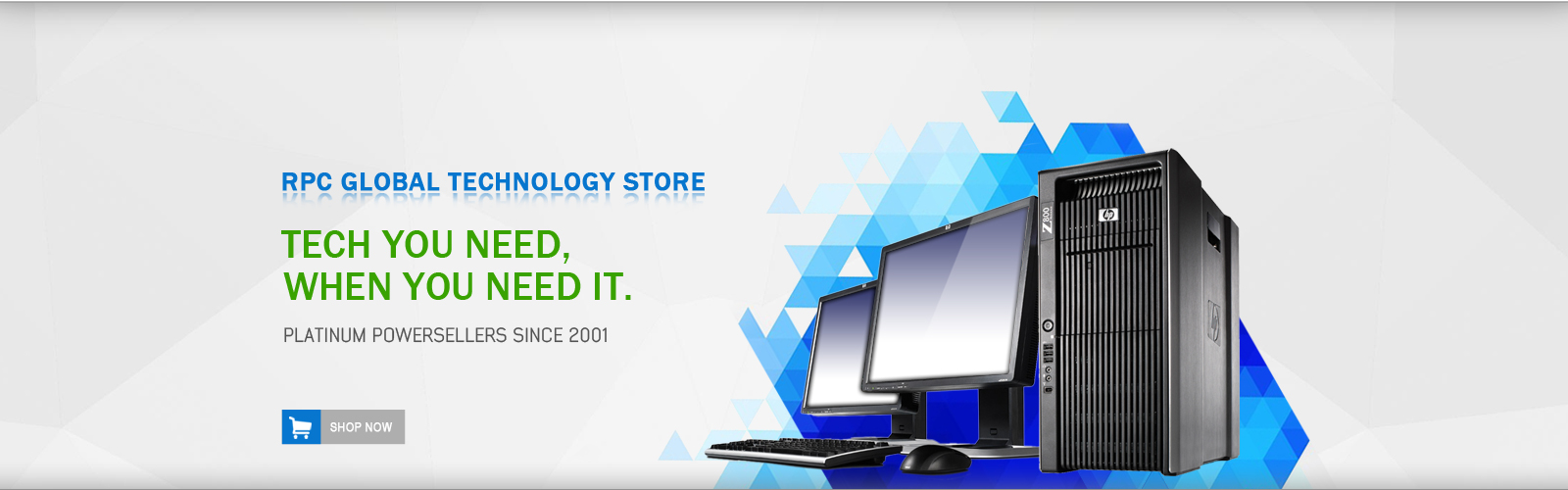 RPC Global Technology Store   eBay Stores